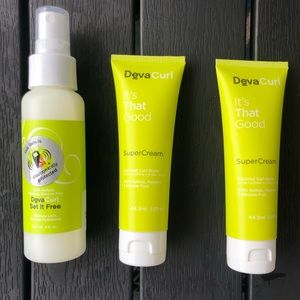 DevaCurl travel size bundle